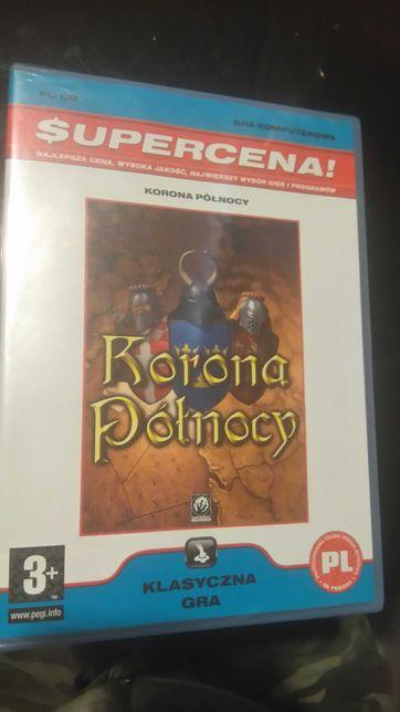 Korona Polnocy-Nowa zafoliowana gra komputerowa pc,pl