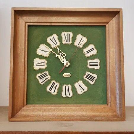 Zegar ścienny, Metron, antyk, sprawny