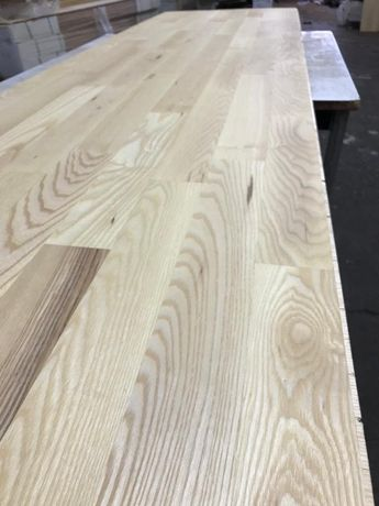 Deski podłogowe lakierowane - klon