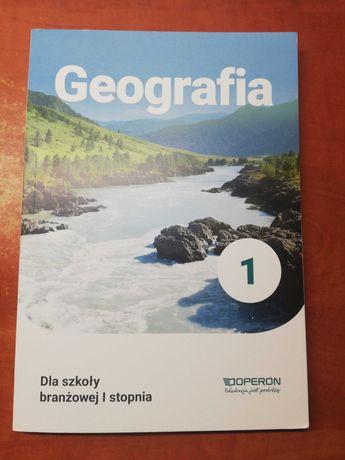 Książka od geografii szkoła branżowa stopnia