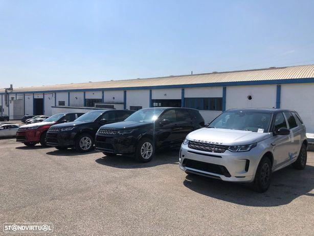 Land Rover Discovery 2.0 7 LUGARES 4WD de 2021 (NOVOS PARA PEÇAS)
