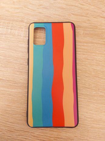 Capa silicone Samsung Galaxy A71 4G