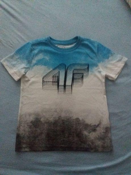 Koszulka na krótki rekaw 4F, rozmiar 122.