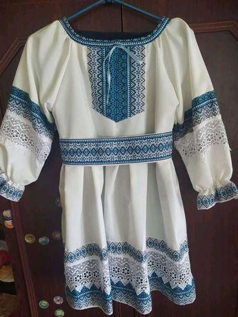 Вышиванка платье