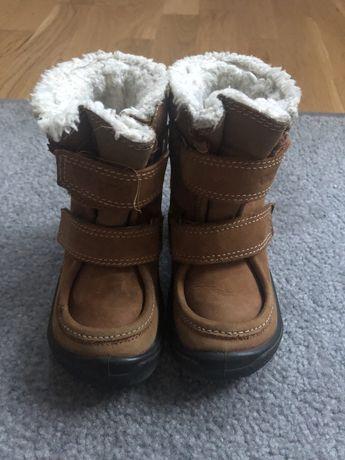 Kozaki sniegowce dzieciece Ecco 22 nie Geox