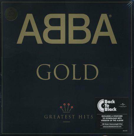 ABBA – Gold (Greatest Hits) (новая, запечатанная пластинка)