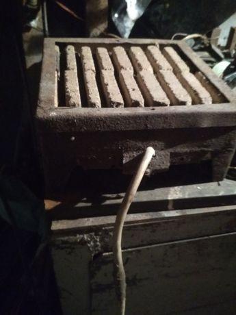 Печь (плита) спиральная.Квадратная