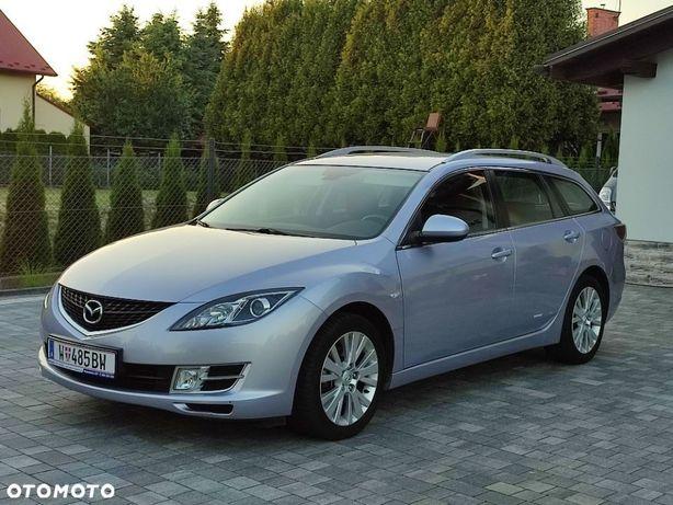 Mazda 6 2.0 147km Automat Pełny Serwis W Aso 2xkoła Zero Rdzy Od