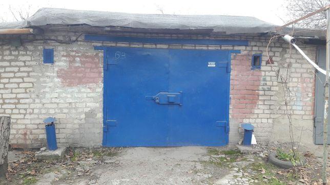 Продам гараж за легковым парком