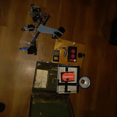 Ciemnia fotograficzna rzutnik UPA 514 walizka