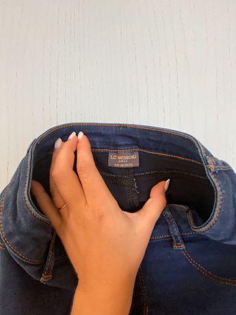 Продам джинсовую юбку LC Waikiki на девочку , рост 128-134 см