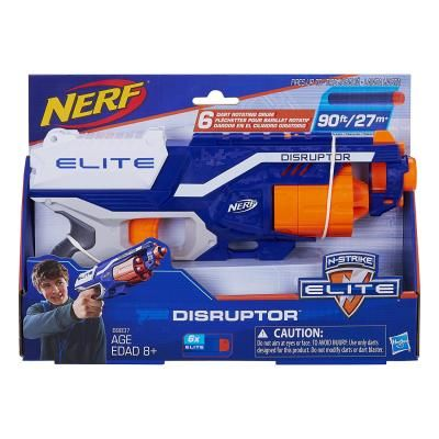 Nerf Elite Бластер Дисраптор. Нерф Елит. Nerf.