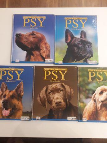Wielka encyklopedia PSY Bruce Fogle 5x