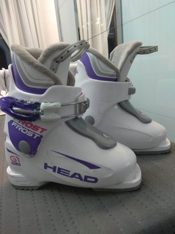 Buty narciarskie dziecięce Head Mojo G1 skorupa 221 mm 17,5 cm roz. 27