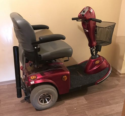 OKAZJA Skuter, wózek inwalidzki elektryczny