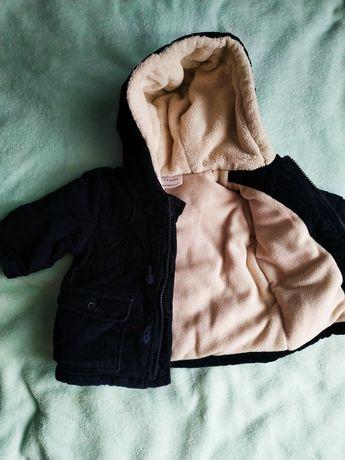 Дитяче тепленьке пальто