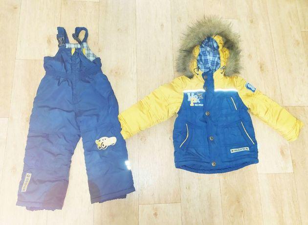 Зимний комбинезон + куртка Garden Baby 92 размер