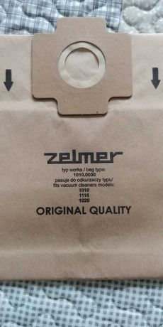 Worki do odkurzacza Zelmer typ 1010.0030