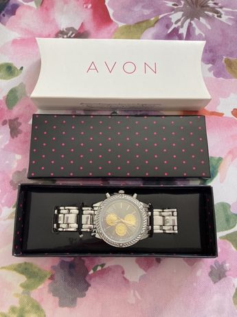 Nowy zegarek Damski Avon