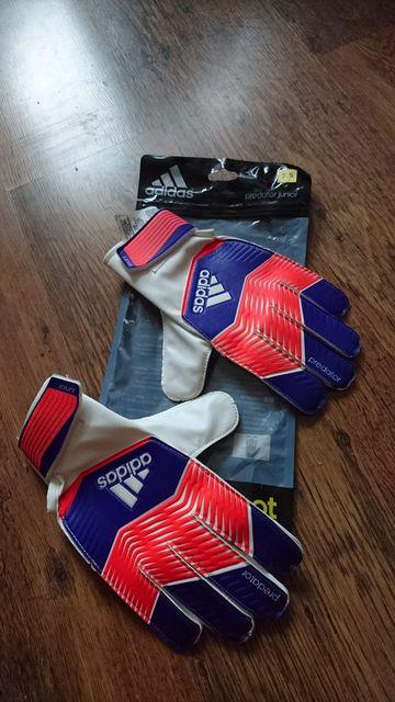 Rękawice bramkarskie Adidas roz 7,5