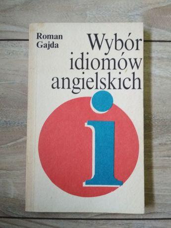 Wybór idiomów angielskich