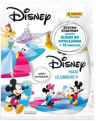 NAKLEJKI Disney Nasi Ulubieńcy 2018 PANINI