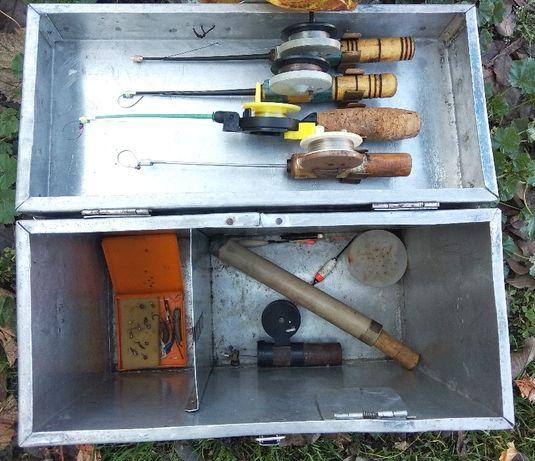 Ящик рыбака для зимней рыбалки продам.