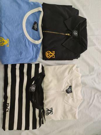 Tshirts marca SBS M/L