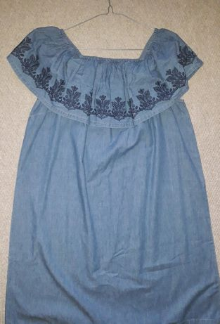 Sukienka hiszpanka r. XL