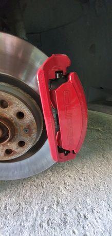 Zestaw hamulcowy Tarcze Klocki Leon Cupra 5F Golf 7R/GTI Audi S3