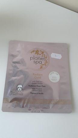 Maska do twarzy w płacie Planet Spa Avon
