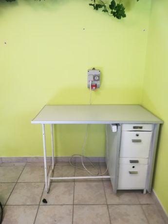 Stół warsztatowy 4 szuflady