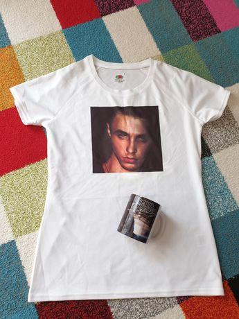 Kubek i koszulka