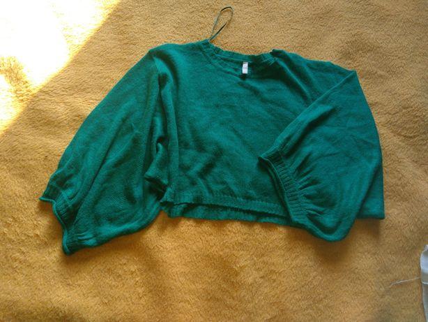 Pakiet, zestaw, komplet paka swetry, sweterki 8 sztuk