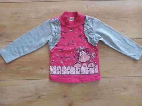 Bluza dla dziewczynki rozm 86