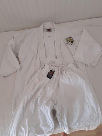 Kimono Aikido zestaw
