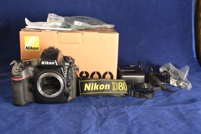 NIKON D800 Full frame - 26К пробег