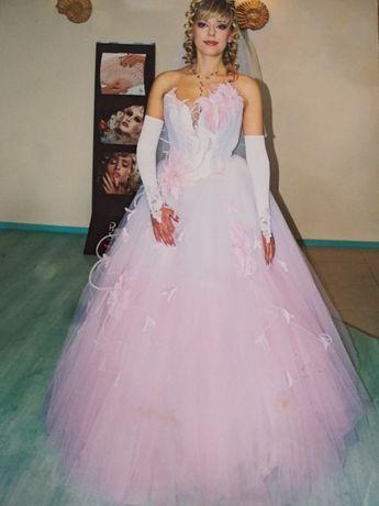 Свадебное платье или Выпускное платье.