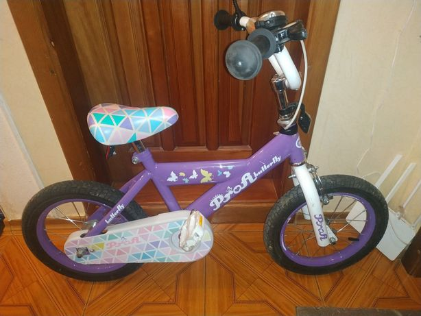 Велосипед profi butterfly 14 дюймов