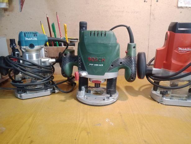 Bosch pof 1400 фрезер