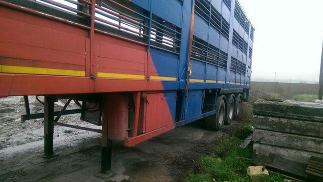 Прицеп для перевозка животных