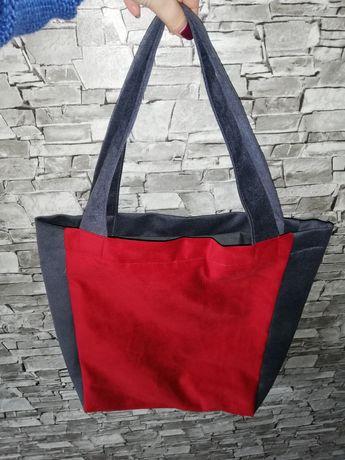 Śliczna torba Handmade