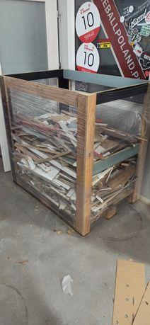 Odpady po producji mebli