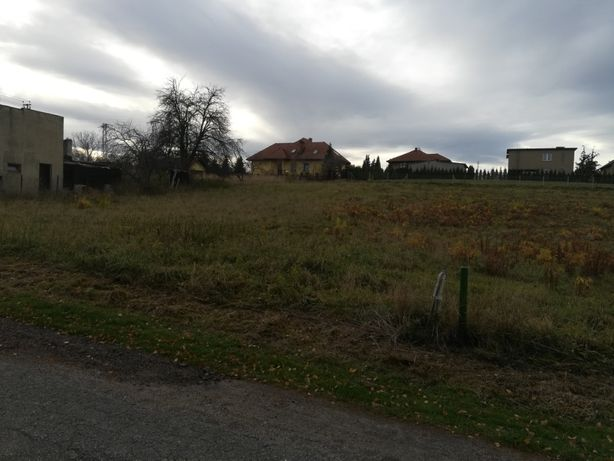 Działka budowlana 15 ar Wodzisław Śl. - Turzyczka
