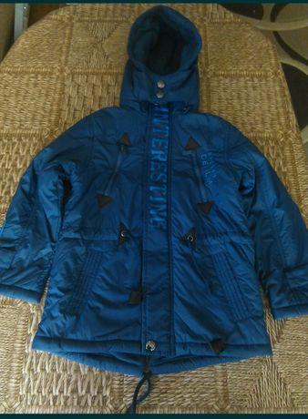 Осенняя курточка на мальчика