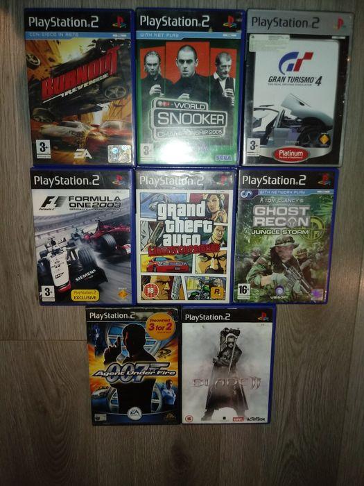 Gry na PS2 używane Sierpc - image 1