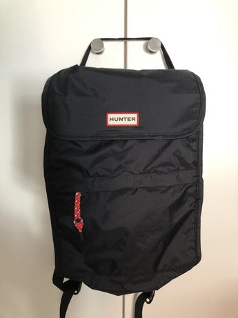 Hunter | Mochila preta nunca usada