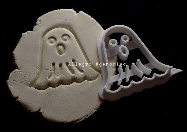 Foremka wykrawacz do ciastek HALLOWEEN zdziwiony duch