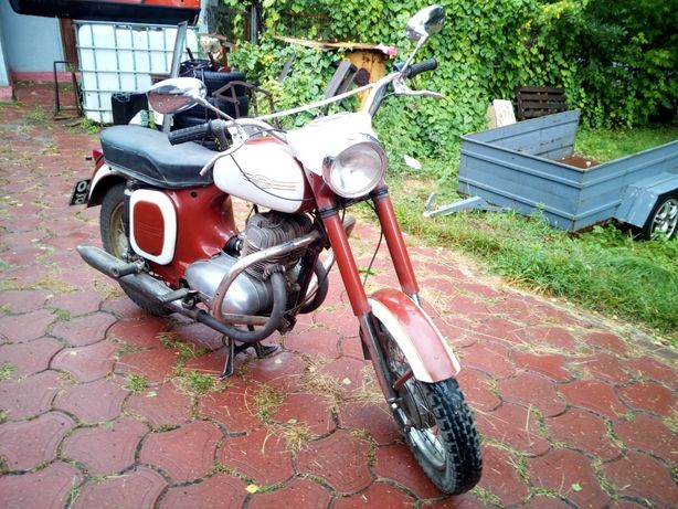 Jawa 360 (старушка) 1967 року,  обміняю на Jawa 634 або продам