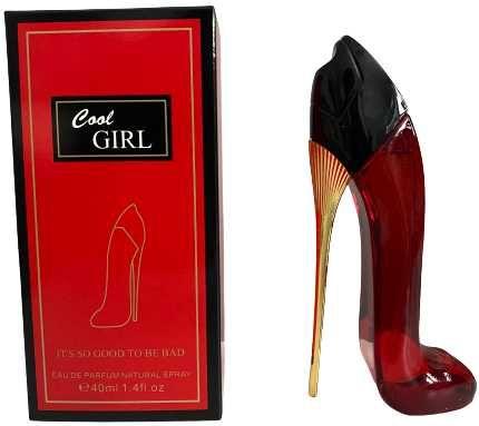 Cool Girl Szpilka czerwona 40ml